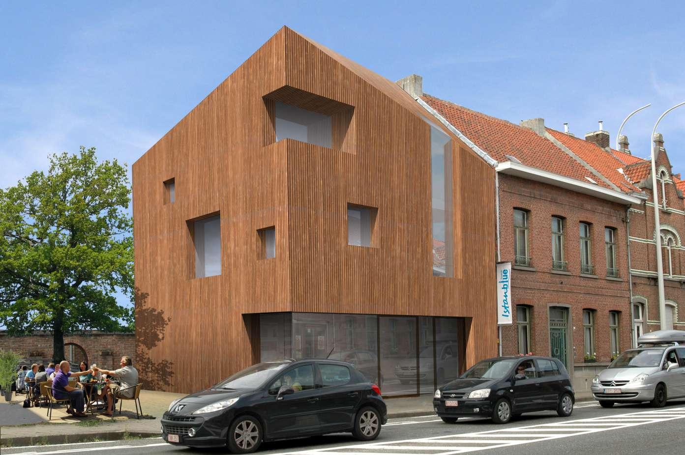 Emergency exit buildings u sean solowski architect